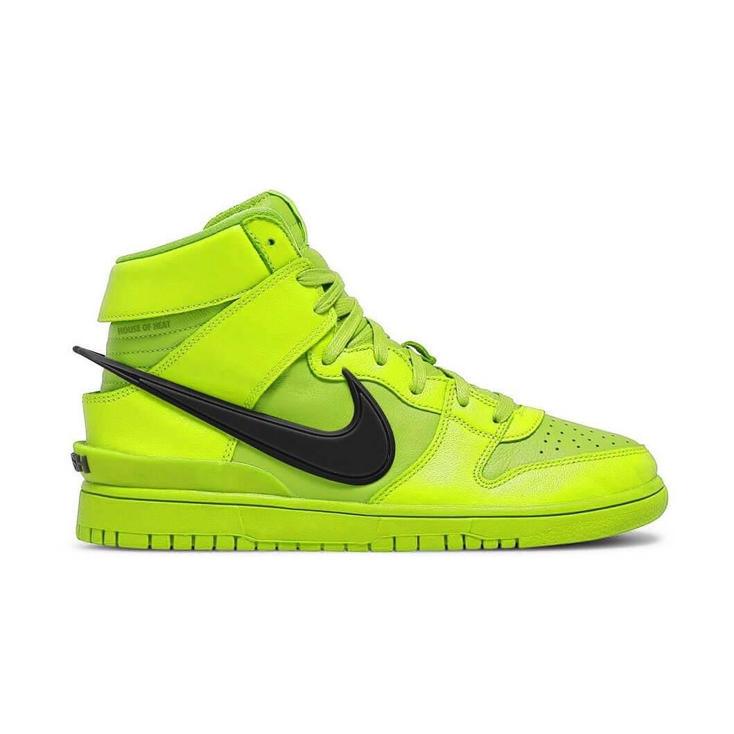 La diseñadora Yoon Anh confirmó el tono de las próximas zapatillas Ambush x Nike Dunk