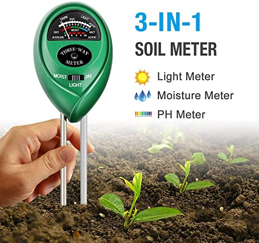 Atree Soil pH Meter