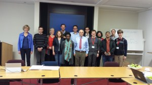 Participants of the course at The Hague