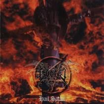 "GOETIA ""Hail Satan""  IS11-2001"