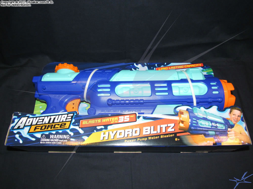 Adventure Force Hydro Blitz Review Manufactured By Prime