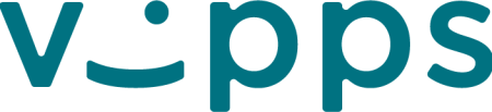 Vipps logo, sjøgrønn