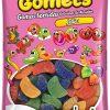 Bala de Goma Gomets Frutas 700g - Dori