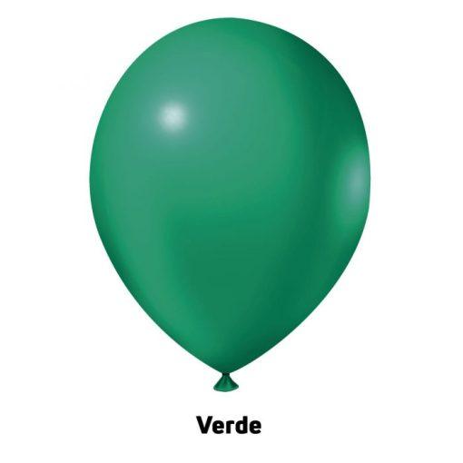 Balão Joy Redondo n°5 Verde