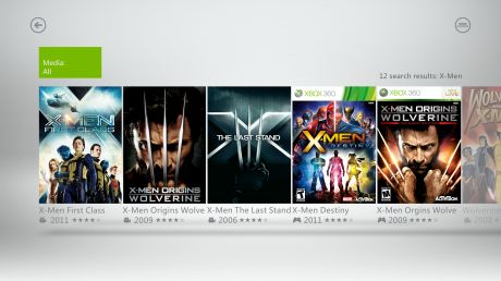 More Than Games, XBOX 360
