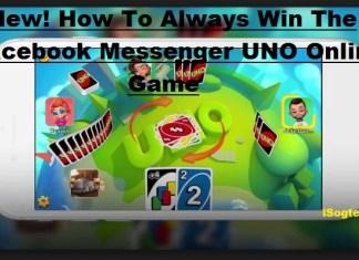 Facebook Messenger UNO