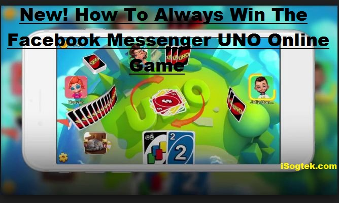 Facebook Messenger UNO
