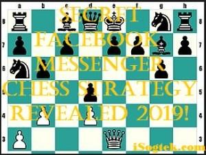 Facebook Messenger Chess