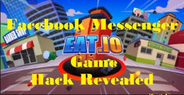 Eat.io Game