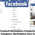 Facebook Marketplace Categories - Facebook Shop By Categories On Marketplace - Facebook Store Collections