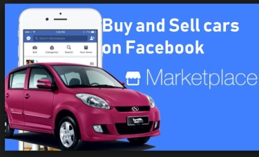 Buy and sell cars on Facebook