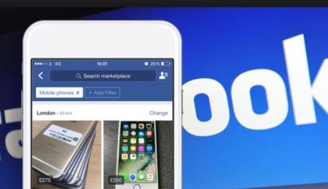 Facebook Marketplace UK