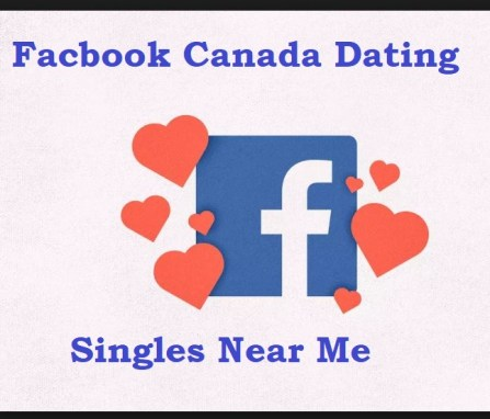 How to meet canadian singles on facebook