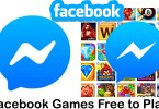 Facebook Games Free to Play - Facebook Free Games to Play With Friends On Messenger