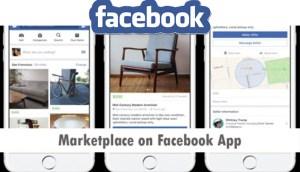 Marketplace On Facebook App - Marketplace App Download & Install For Facebook