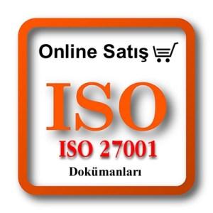ISO 27001 BGYS Dokümanları