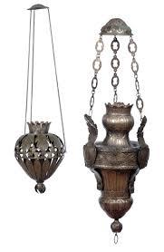una lampada votiva