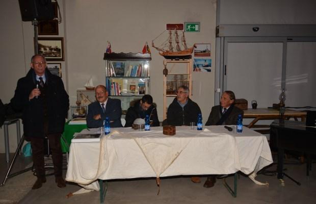 Il primo Presidente del Parco dell'Asinara Eugenio Cossu