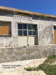 Caseificio restauro conservativo