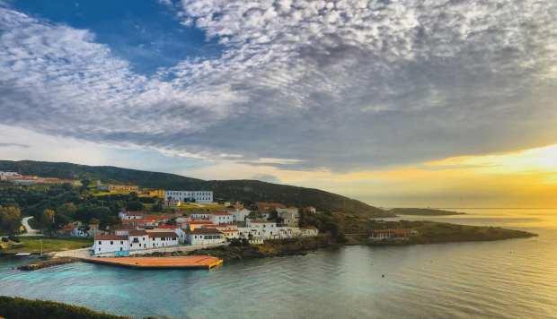 Asinara Cala d'Oliva ph. Mattia Meloni 16.05.2019