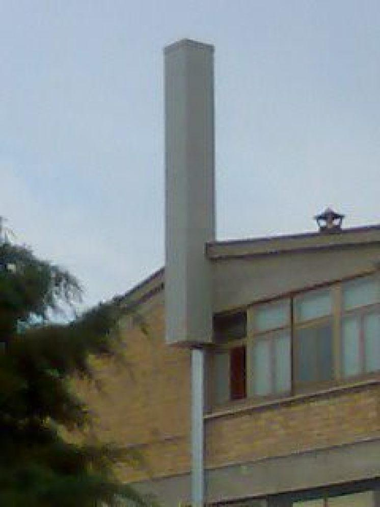Altra immagine dell'antenna