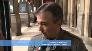 Gabriele Minosse, segretario provinciale del PD