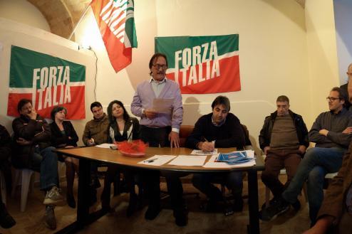 Romeo Lucci, esponente locale di Forza Italia (fonte Facebook)