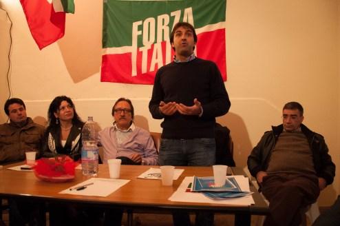 Paolo Gatti, durante il suo intervento (fonte Facebook)