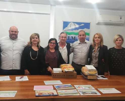 I sindaci della Valle Siciliana e i rappresentanti di Genius Loci