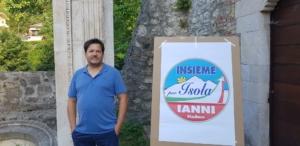 """Andrea Ianni, candidato sindaco per la lista """"Insieme per Isola"""" - Foto di Pietro Colantoni"""