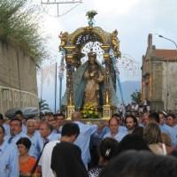 S. Maria Annunziata - Conclusione Festeggiamenti - Ficarra (ME)