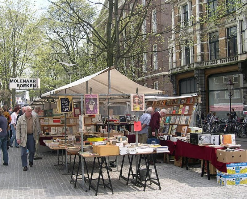 Waterlooplein market
