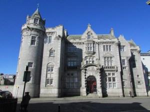 Past & Present: Photographs of Aberdeen, Scotland 9