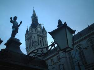 Past and Present Of Aberdeen Scotland