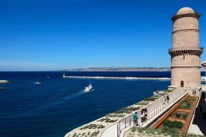 Past & Present: Photographs of Marseille, France 5