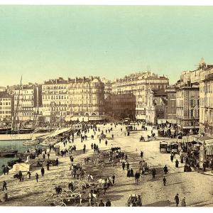 Past & Present: Photographs of Marseille, France 12