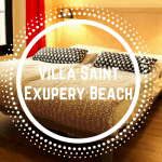 Villa Saint Exupery Beach Hostel