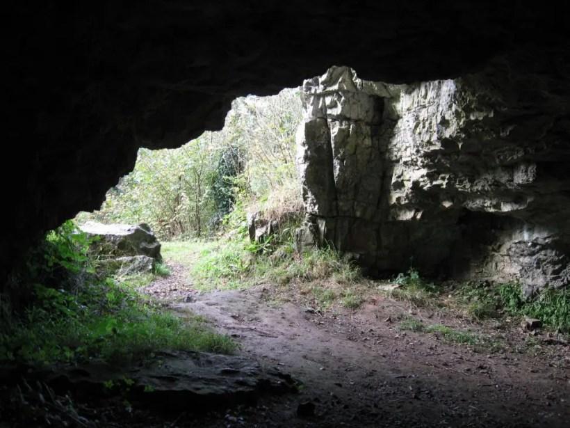 Cathole Cave wales