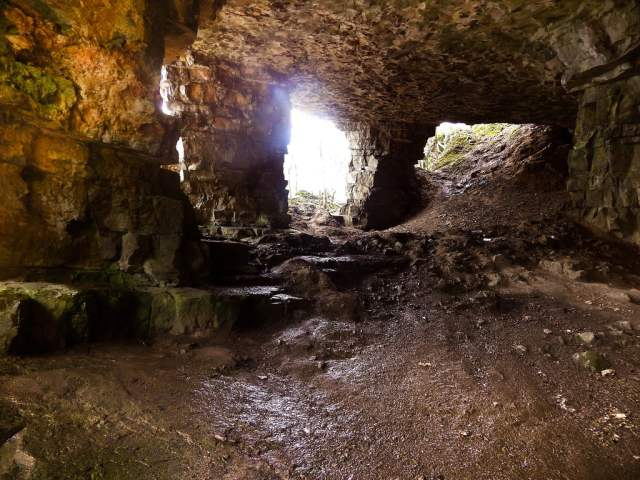 Kendrick's Cave wales