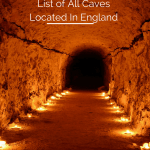 List of All Caves Located In England