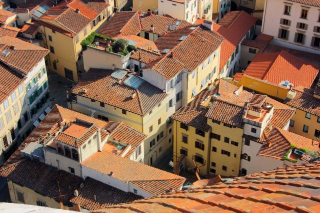 Photographs of Florence, Italy