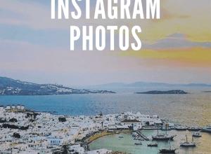 Inspirational Instagram Photos