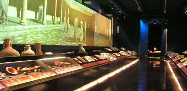 Archaeological Museum of Alicante 1