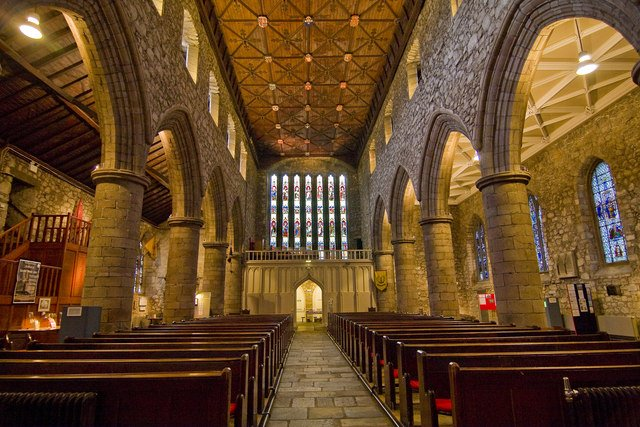 about St Machar's Cathedral