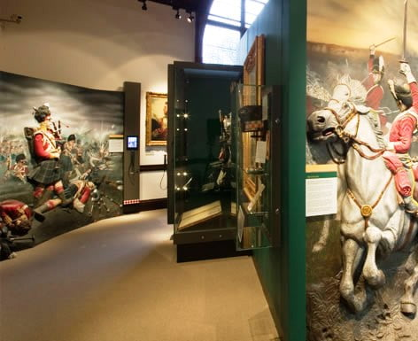 artwork The Gordon Highlanders Museum