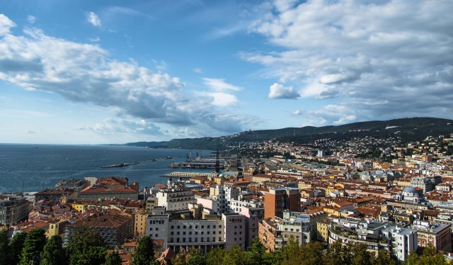 Photos of Trieste