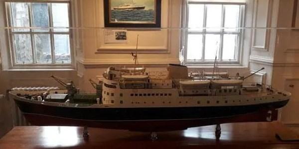 Aberdeen Maritime Museum: Ship