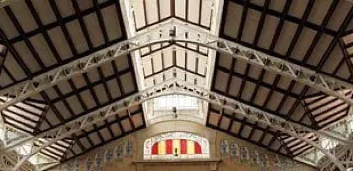 The Mercado Central Market