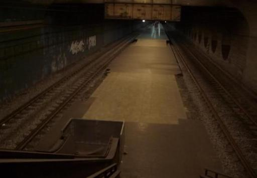 Barcelona has 12 abandoned Metro stations