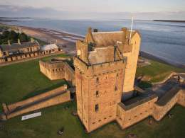 Dundee Broughty Castle